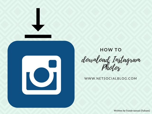 How To Download Instagram Photos On Android and On PC